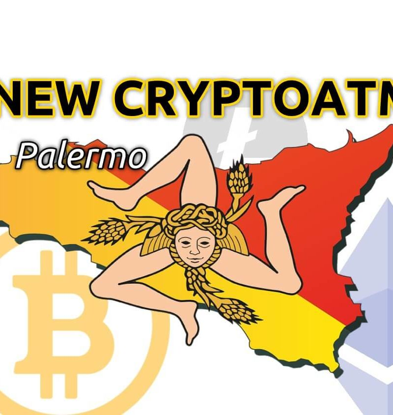 The first Sicilian CryptoLocalATM
