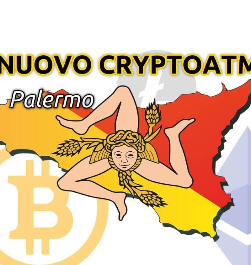 Il primo CryptoLocalATM siciliano