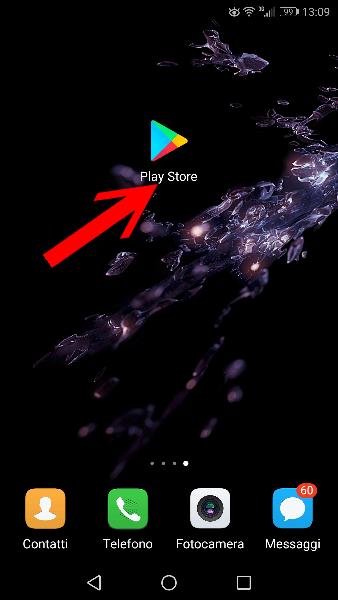 aprire-google-play