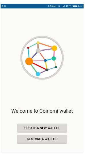 coinomi-crea-nuovo-portafoglio
