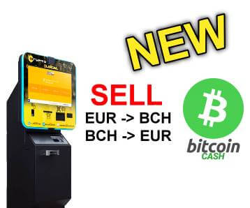 Now you can sell BCH