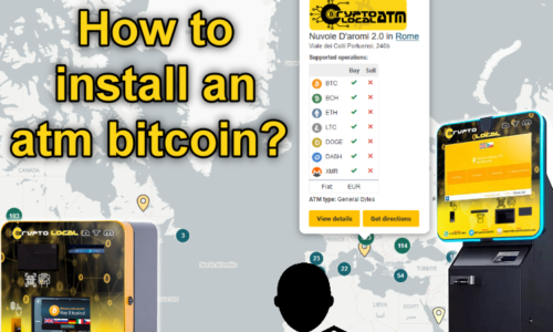 How to install an atm bitcoin?