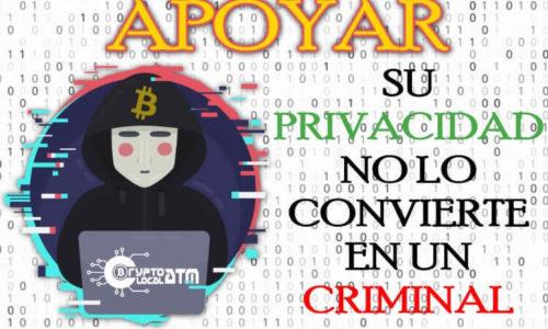 5 razones por las que apoyar la privacidad no te convierte en un criminal