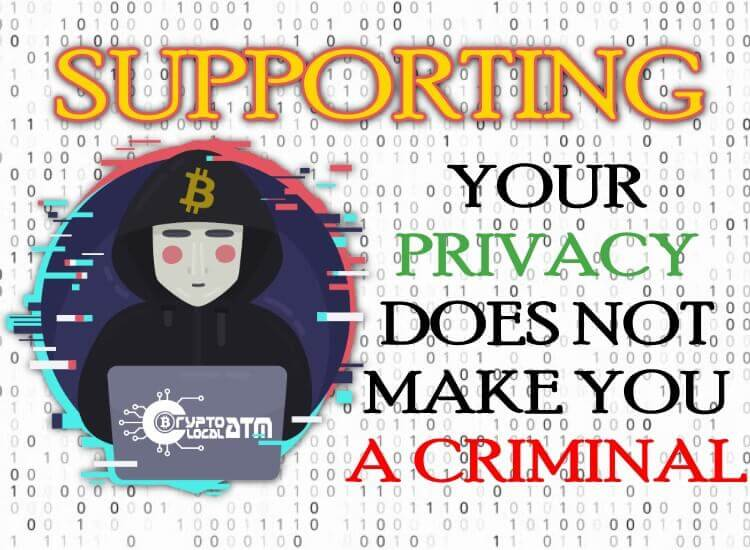 5 Reasons Why Supporting Privacy Doesn't Make You A Criminal