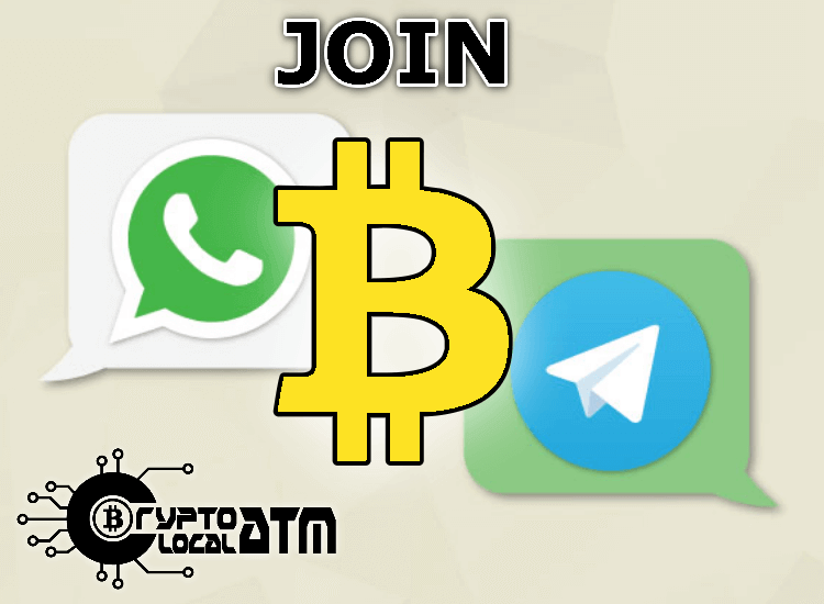 Join the CryptoLocalATM family