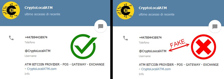 fake real telegram cryptolocalatm