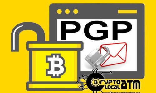 If you own BTC, you should be using PGP