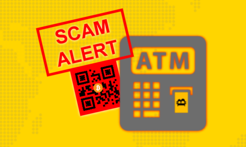 Beware of the NEW SCAM 2020 on Bitcoin ATM