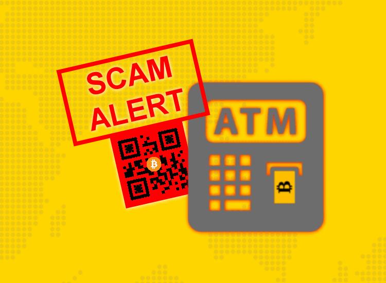 beware scam bitcoin atm