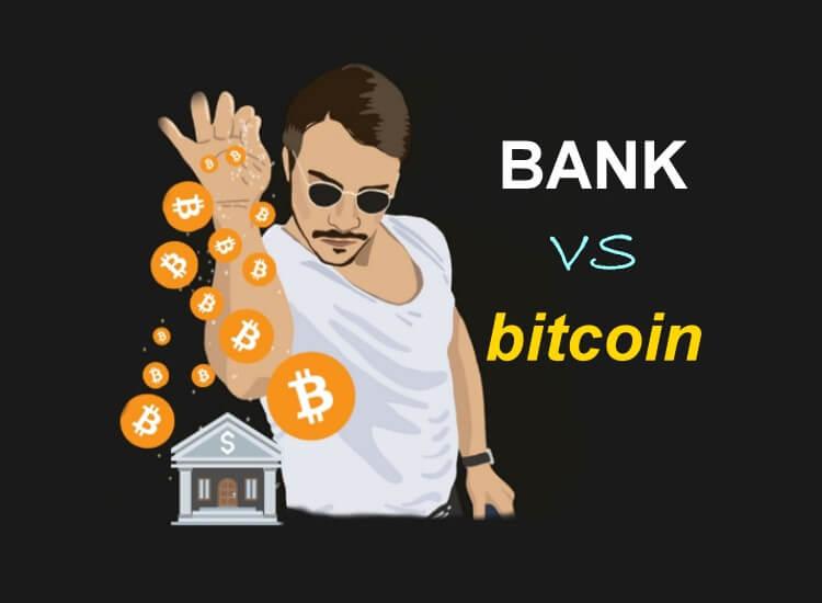Cómo evitar el secuestro de la cuenta corriente con bitcoin
