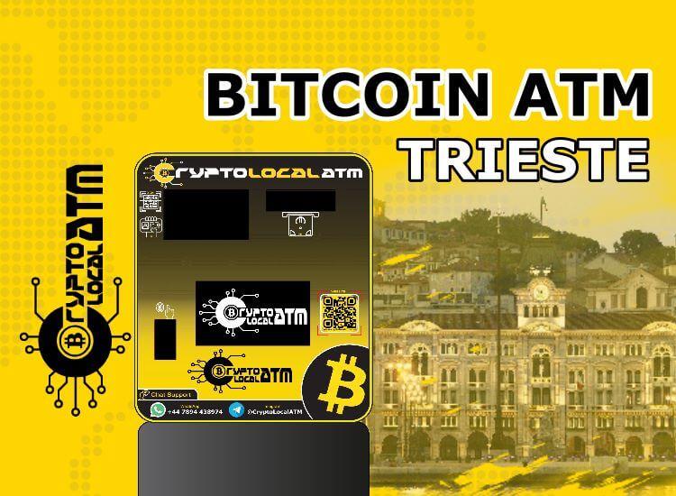 bitcoin atm trieste