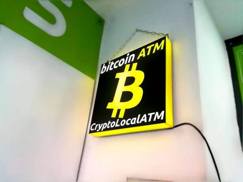 BITCOIN ATM NAPOLI STAZIONE CENTRALE