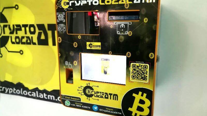 Bitcoin ATM Napoli