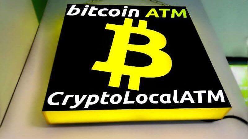 CryptoLocalATM MAPS BITCOIN ATM
