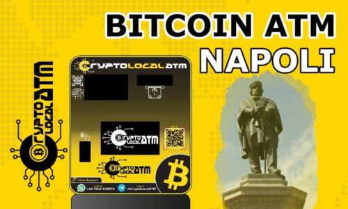 Bitcoin ATM Naples in Campania