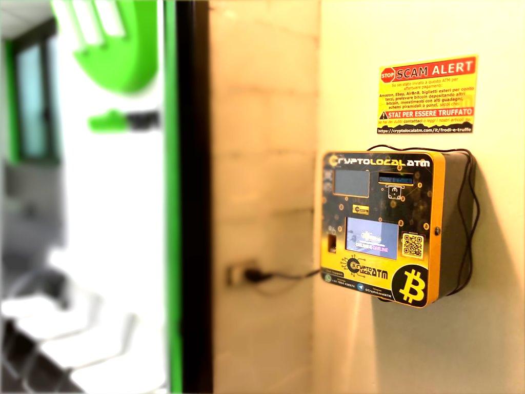 Bitcoin ATM Torino CryptoLocalATM