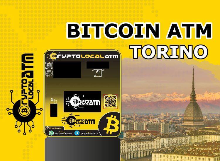 Bitcoin ATM Torino