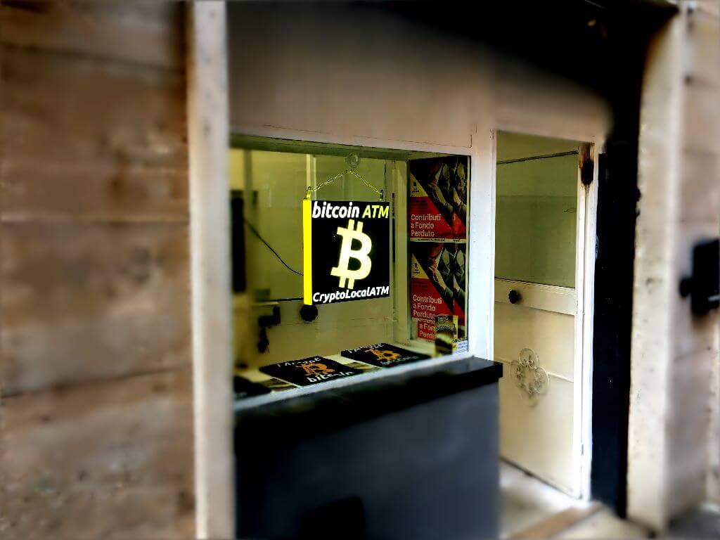 Bitcoin atm ITALIA