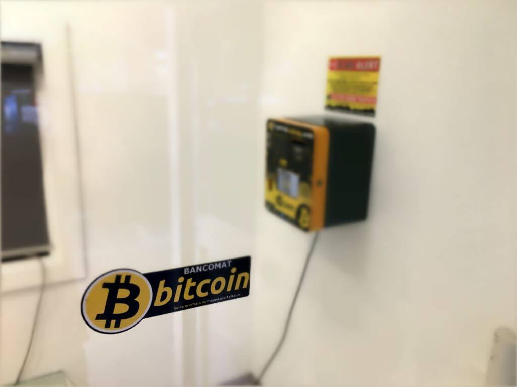 Bitcoin atm ROME ITALIA