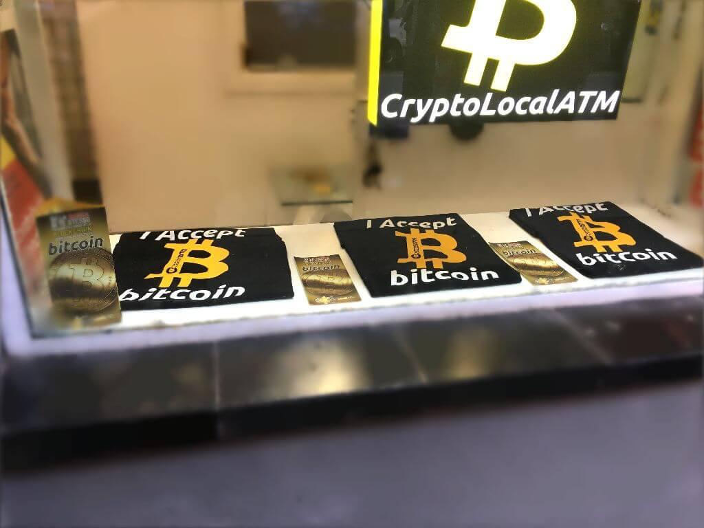 Bitcoin atm ROME