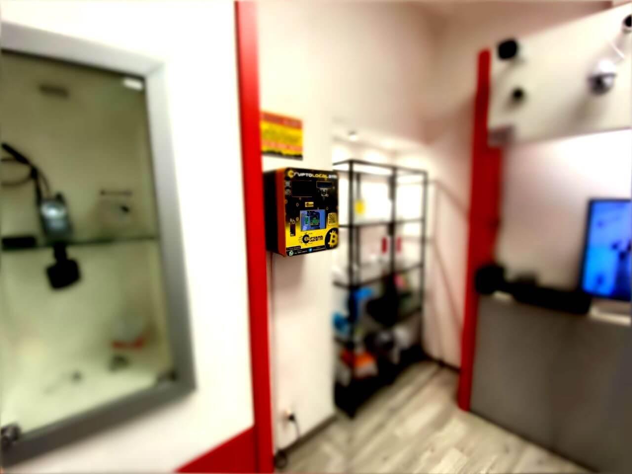 Bitcoin ATM Catania - CryptoLocalATM