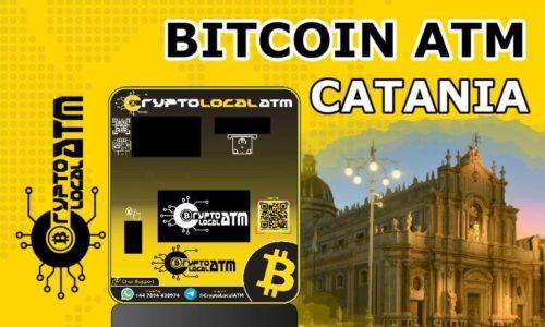 Bitcoin ATM in Catania