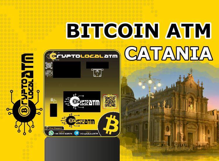 Bitcoin ATM Catania