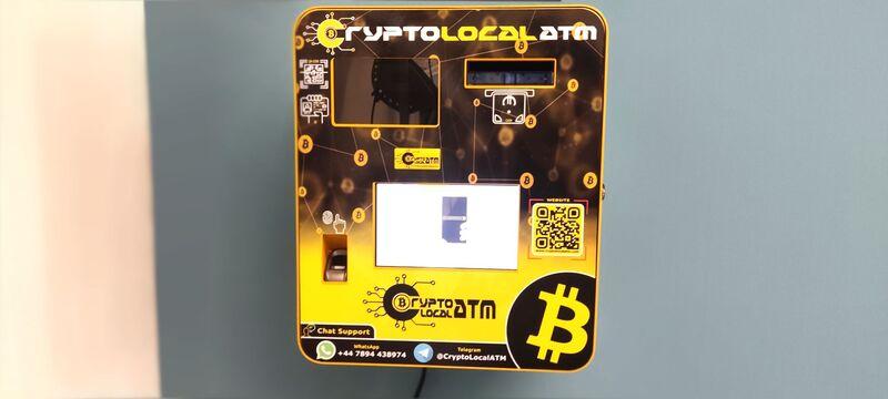 CryptoLocalATM - bitcoin atm campania