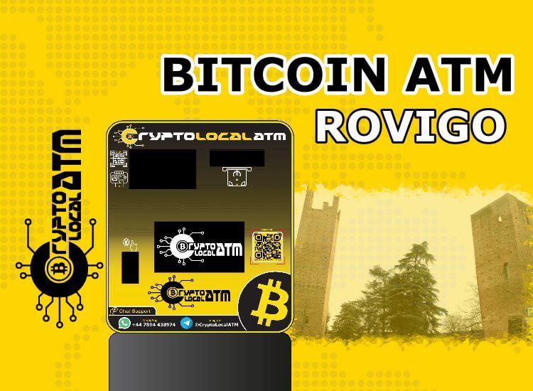 bitcoin atm rovigo