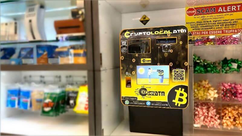 bitcoin atm rovigo veneto cryptolocalatm